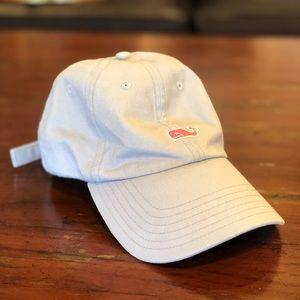 Women's vineyard vines baseball hat, gray